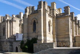 Basilica de santa Teresa en Alba de Tormes