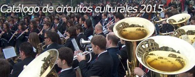 Catálogo de circuitos culturales 2015