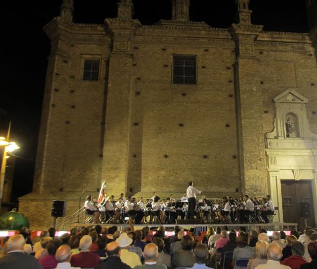 Viaje a Navarra con la Banda de Música de Traiguera