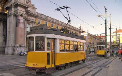 Viaje de músicos a Portugal