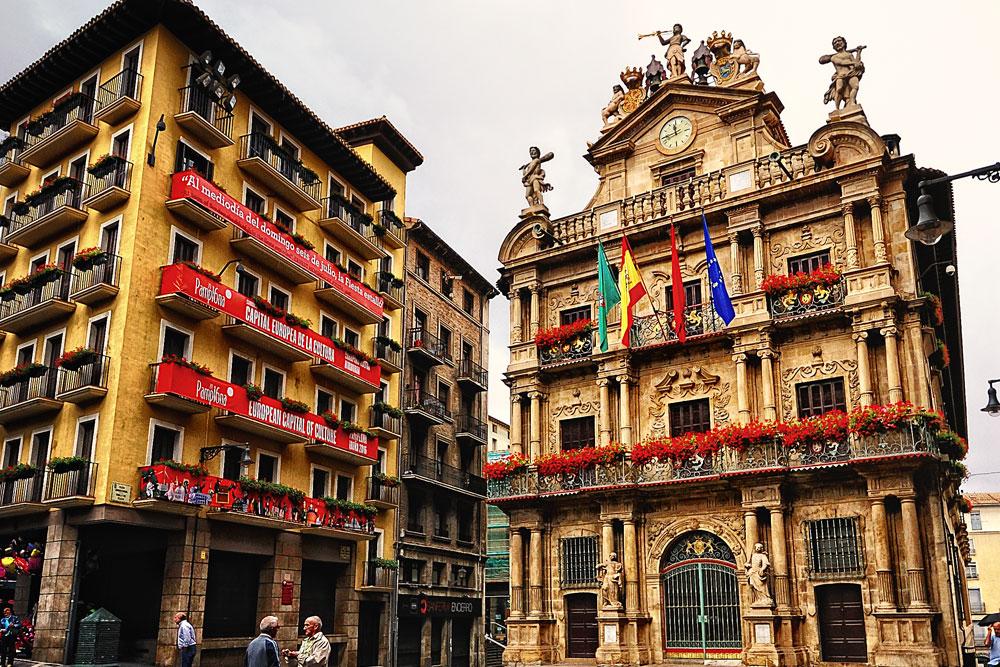 Viaje para músicos a Pamplona